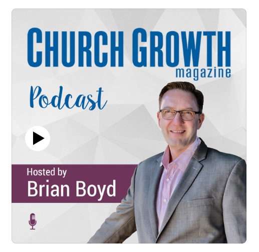 Church Growth Magazine Podcats