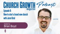 Episode 9: How To Start A New Church - With Pastor Jurie Kriel